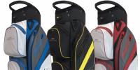 PowaKaddy Adds Colour to 2017 Cart Bag Range