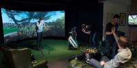 Urban Golf - The All-Inclusive Golf Simulator Experience