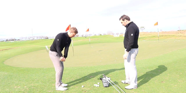 Chipping Tips: The Box Drill - Learning flight and roll