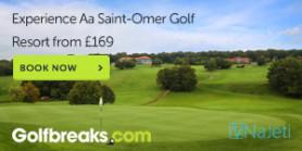 Golf with Najeti Hotels