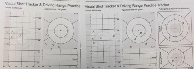 Visual Shot Tracker