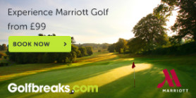 Golf at Marriott Hotels