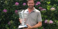 North Hants Golfer Takes British Mid Amateur Title