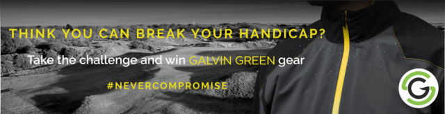 Galvin Green Break your Handicap Challenge
