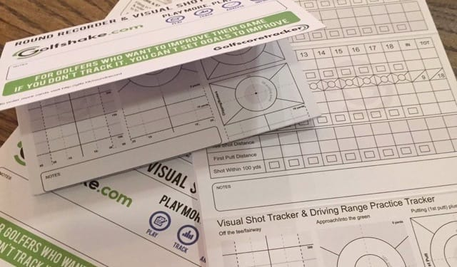 On Course Stat tracking and Round Recorders