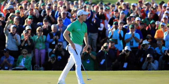Willett Shows Sheffield Steel to Win The Masters