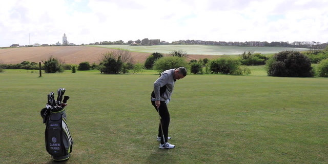 Iron Play Tips - Maintaining balance throughout the swing