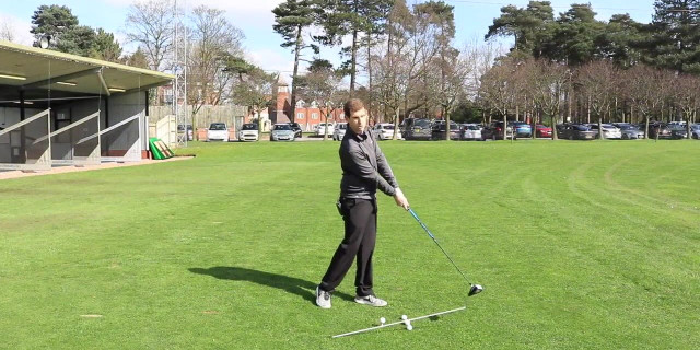 Driver Drill - Learn to 'launch it' for longer drives