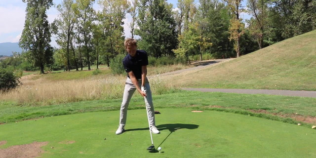 Course Strategy - Play the Power Drive