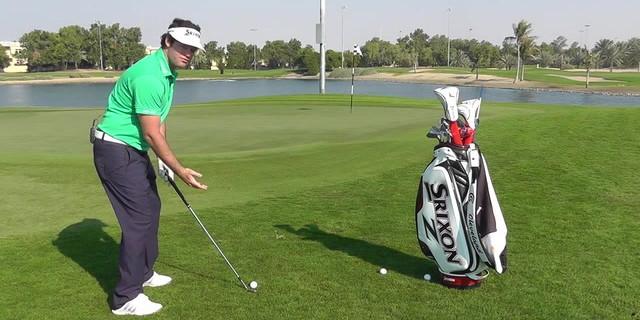 Ricardo Gouveia - How to Play the Flop Shot