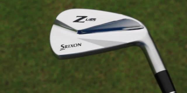 Srixon ZU65 utility Iron Review