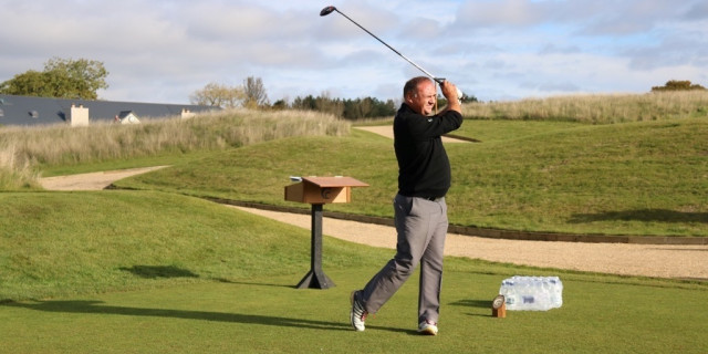 Golfing For Life - Andrew Picknan