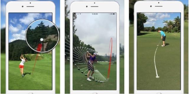 ShotTracer App