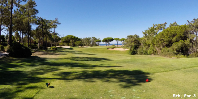 Par 3 5th San Lorenzo