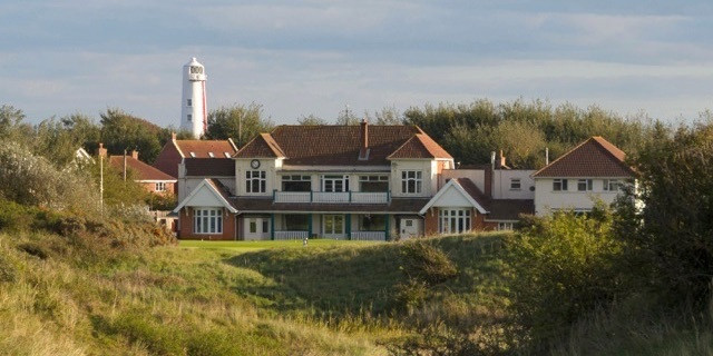 Burnham and Berrow Clubhouse