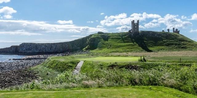 Dunstanburgh Castle 13th