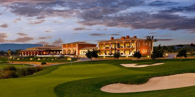 Son Gual Clubhouse