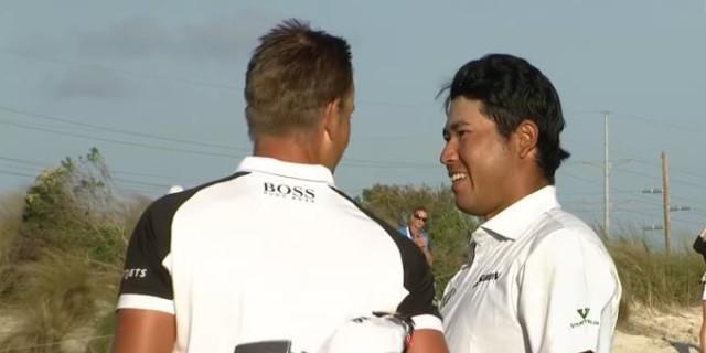 Matsuyama Triumphs as Tiger Returns at Hero Challenge
