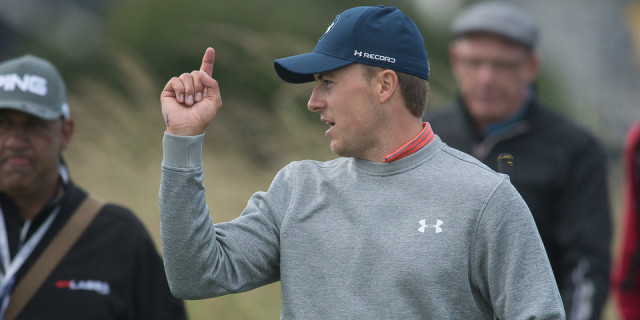 Jordan Spieth eases to four-shot win at Pebble Beach Pro