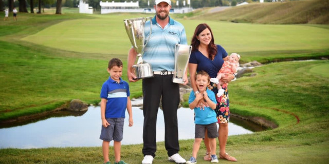 Marc Leishman Completes Impressive Victory at BMW Championship
