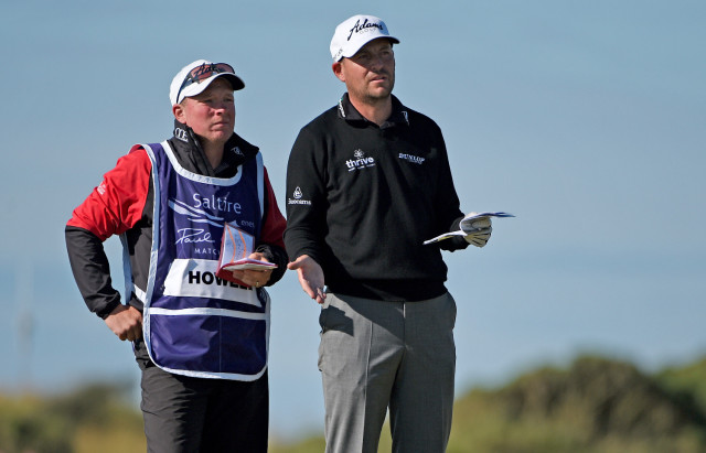 Steve Brotherhood - Your Caddie Experience