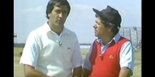 Seve, Faldo and Trevino - One Club Challenge at St. Andrews