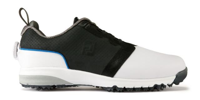 FJ Enhances Comfort with ContourFIT Golf Shoe