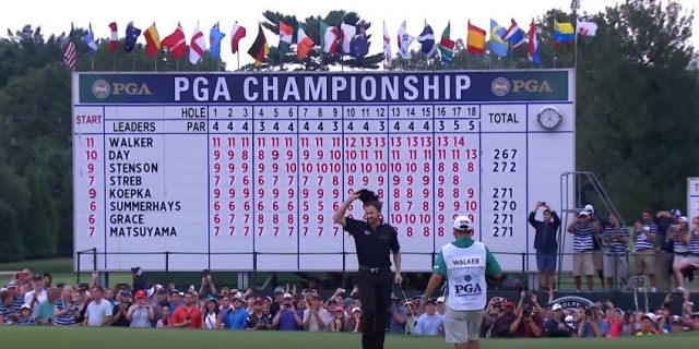 US PGA Championship to move to Sky Sports