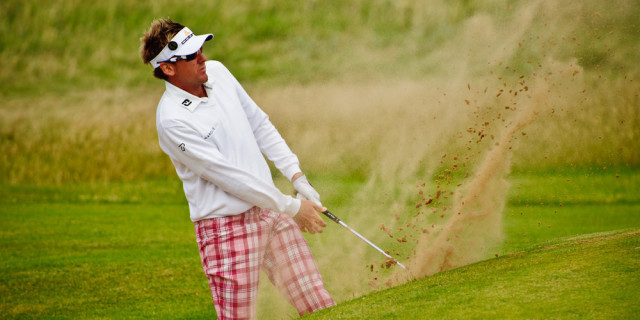Rejuvenated Ian Poulter Feeling Confident at Open after Fine Start