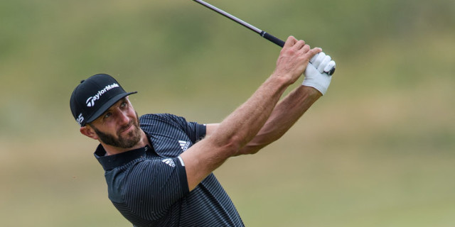 Dustin Johnson defends WGC-Bridgestone Invitational