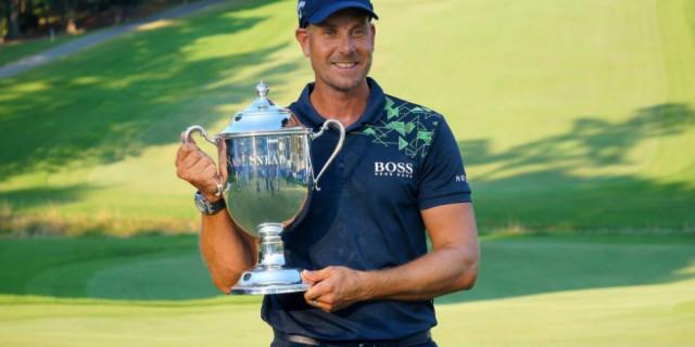 Henrik Stenson Picks Up First Title of 2017 at Wyndham Championship