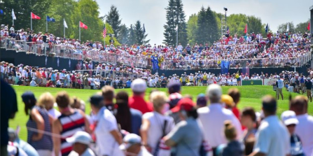 Fun Solheim Cup Highlights Need for More Team Match Play Events