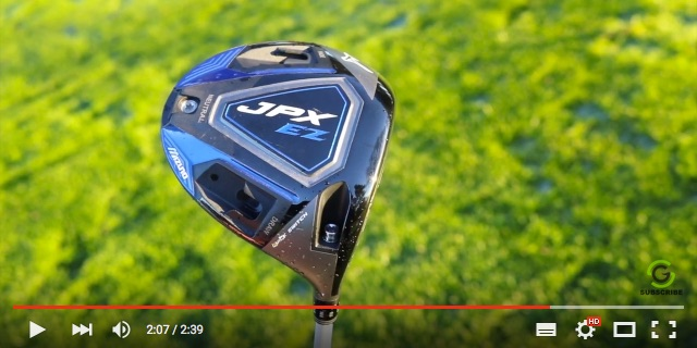 First Hit: Mizuno JPX EZ Driver