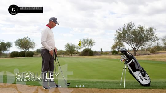 Lesson 6: Off-Green Putt