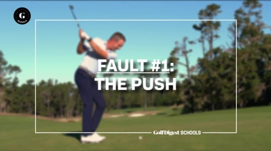 Fault #1: The Push