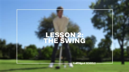 Lesson 2: The Swing