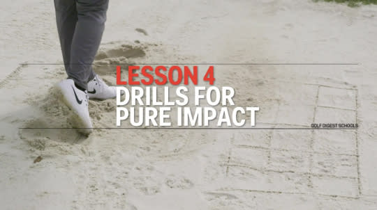Lesson 4: Drills for Pure Impact