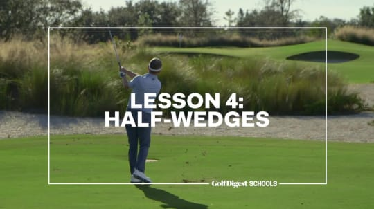 Lesson 4: Half-Wedges