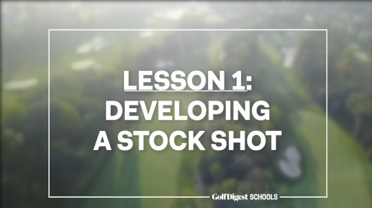 Lesson 1: Developing a Stock Shot