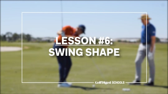 Lesson 6: The Swing Shape