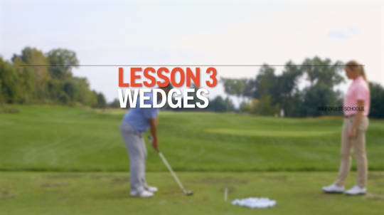 Lesson 3: Wedges