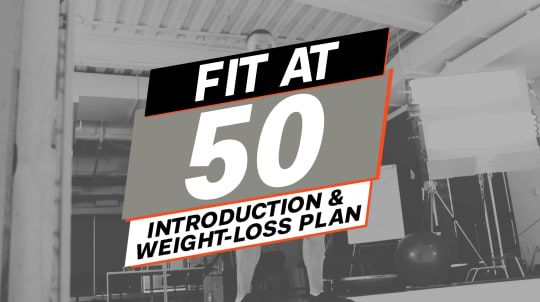 Lesson 1: Introduction and Weight-Loss Plan