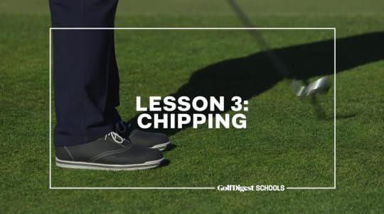 Lesson 3: Chipping