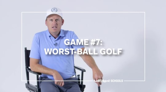 Game #7: Worst-Ball Golf