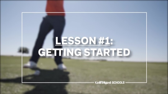 Lesson 1: Getting Started