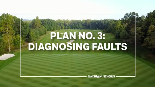 Plan No. 3: Diagnosing Faults
