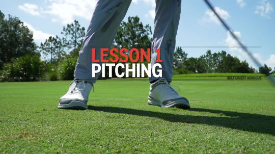 Lesson 1: Pitching