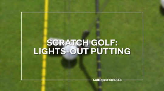 Lesson 4: Lights-Out Putting