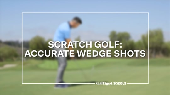 Lesson 3: Accurate Wedge Shots