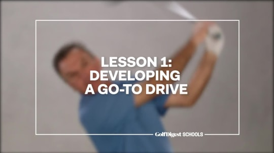 Lesson 1: Developing a Go-To Drive